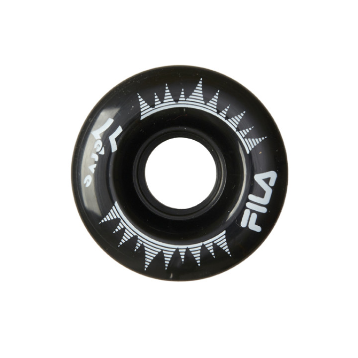 FILA ROLLER WHEELS 54MM BLK