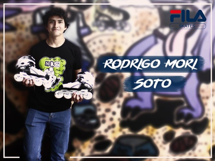 RODRIGO MORI SOTO | A new athlete joins Fila Skates team