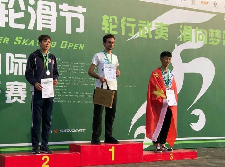 MATTEO ALLEGRINI WINS IN CHINA | Great results at Shanghai and Wuyishan