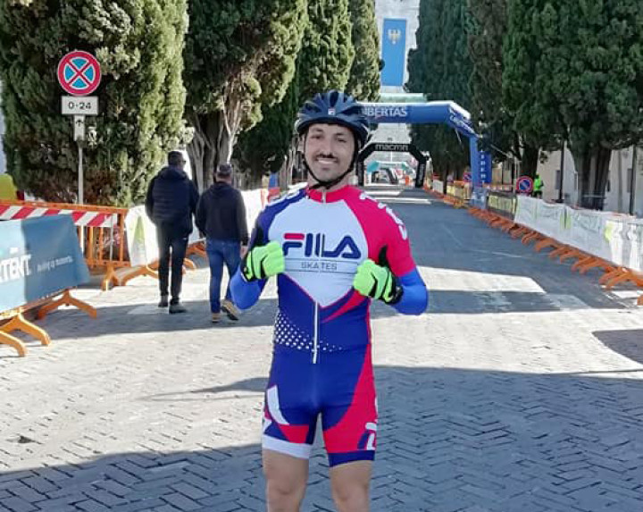 LUCA PRESTI WINS! First place for the Sicilian athlete in Friuli
