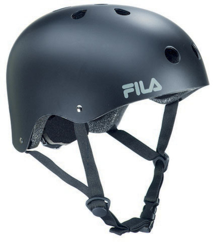 NRK FUN HELMET BLACK