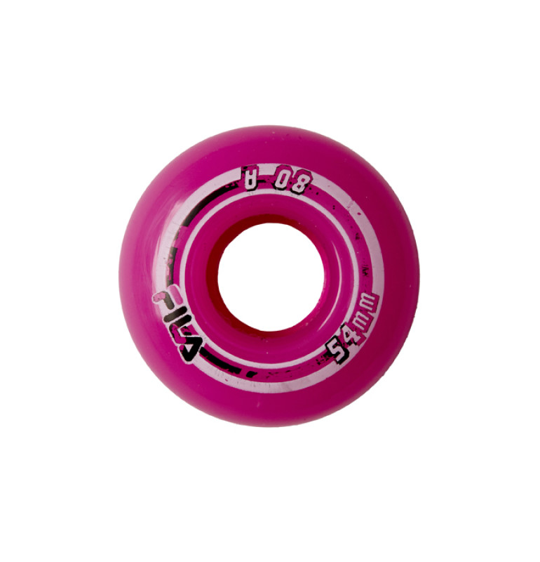 FILA ROLLER WHEELS 54MM PINK