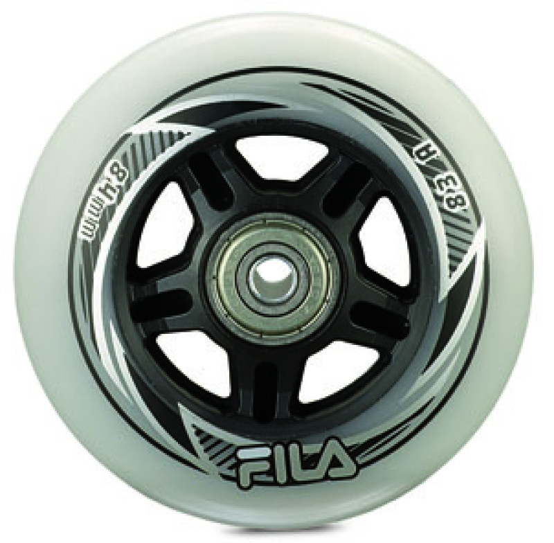 FILA WHEELS 84MM/83A+A7+AS8MM