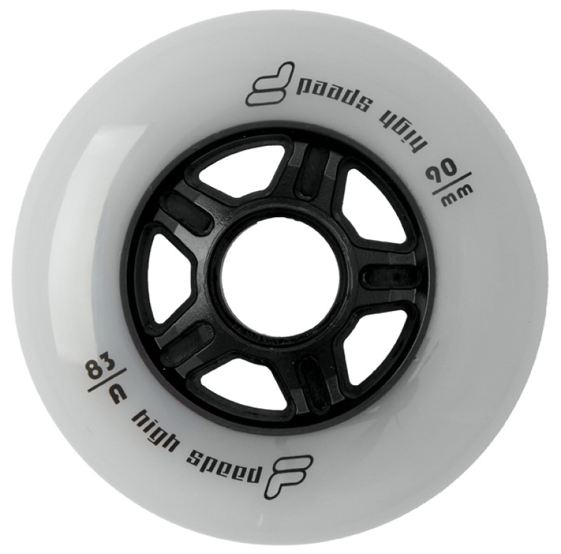 FILA WHEELS 90MM/83A WHITE