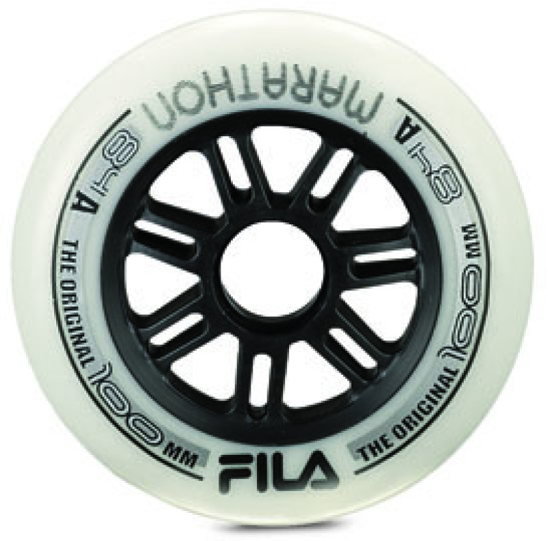 FILA WHEELS 100MM/84A WHITE