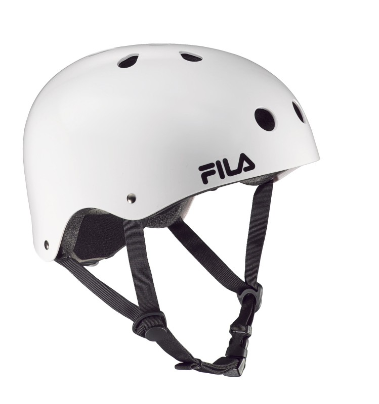 NRK FUN HELMET WHITE