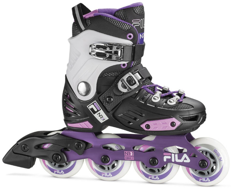 NRK G JUNIOR BLACK/VIOLET/PINK