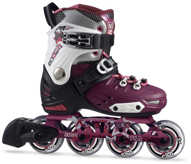 NRK G JUNIOR BLACK MAGENTA