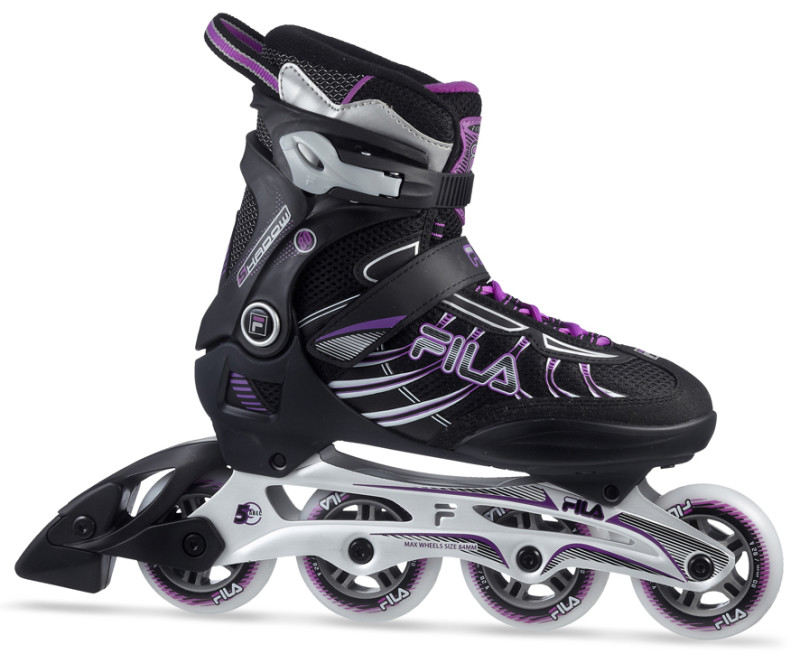 SHADOW 80 LADY BLK/MAGENTA