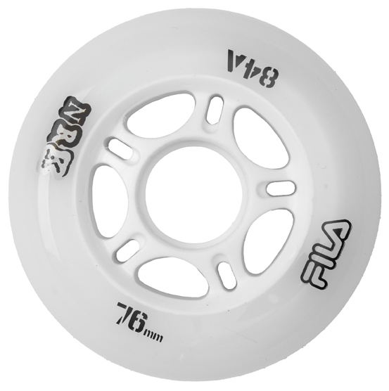 FILA URBAN WHEELS 76MM/84A WHT