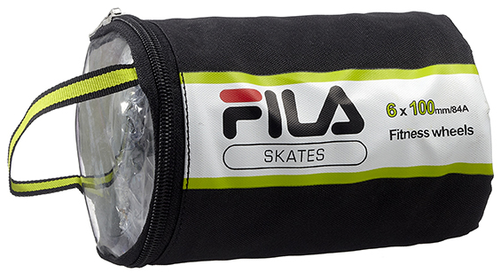 FILA WHEELS 6x100MM/84A WHITE