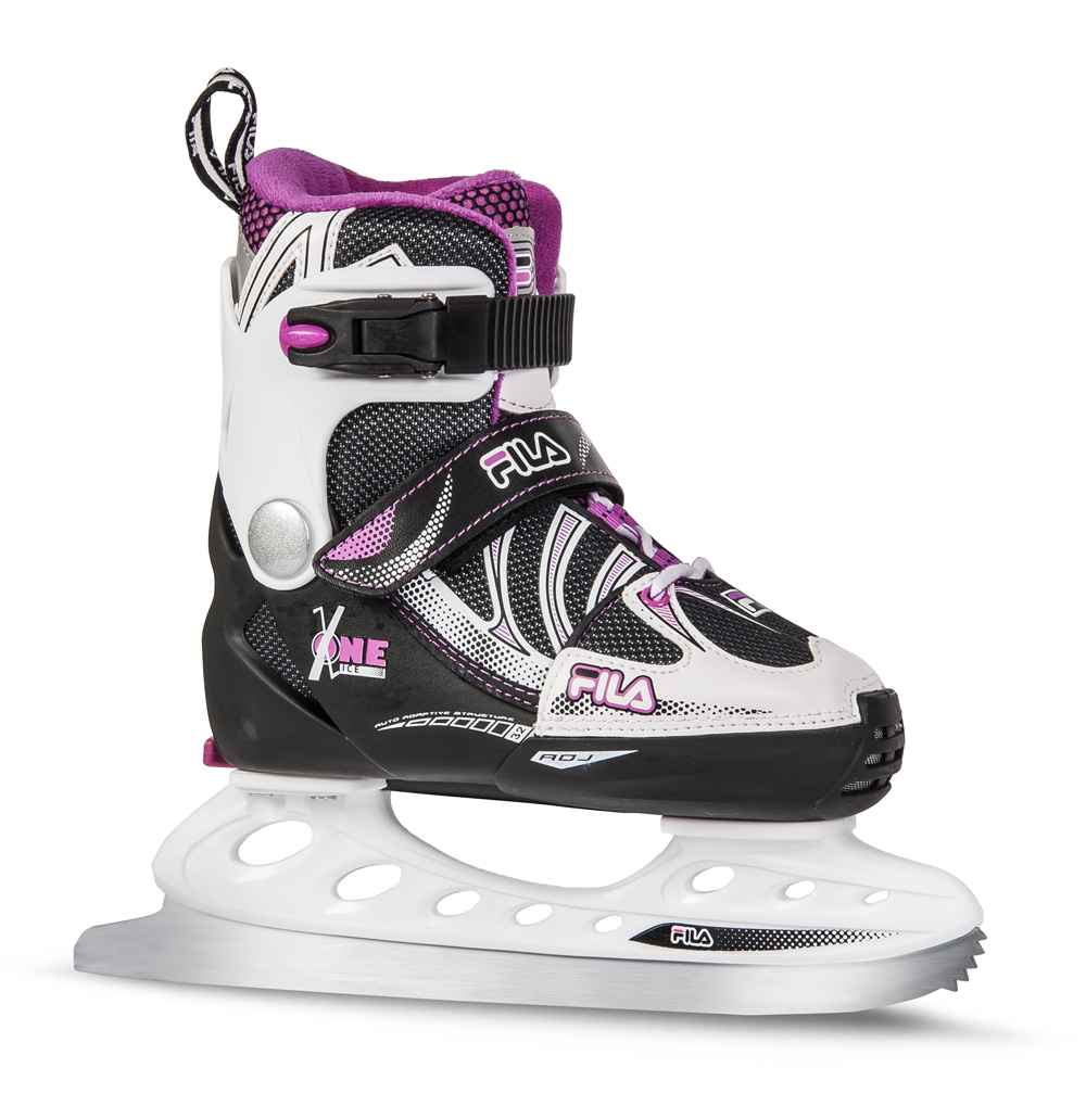 X-ONE ICE G BLACK/MAGENTA