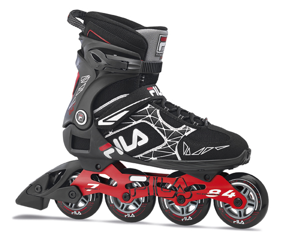 LEGACY PRO 84 BLACK/RED