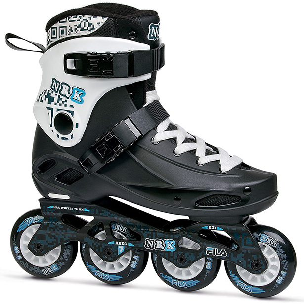 NRK JUNIOR BLACK/LIGHTBLUE