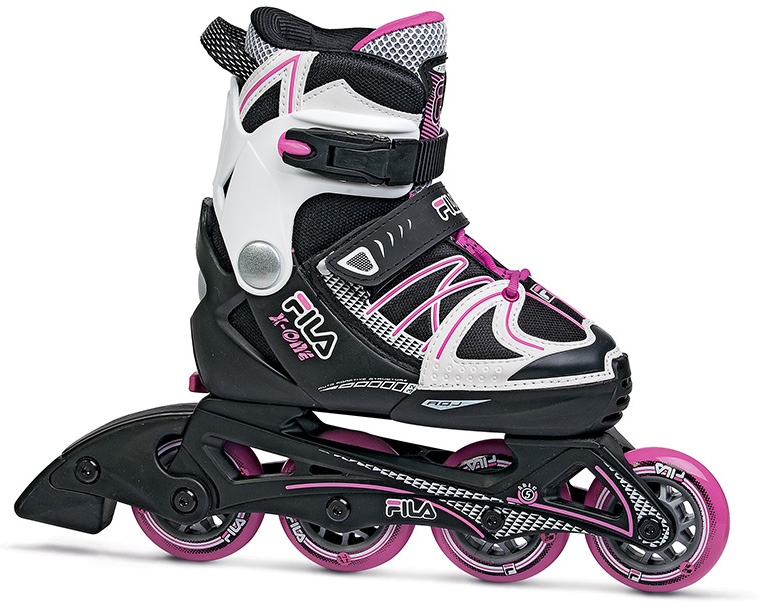 X-ONE G BLACK/WHITE/PINK