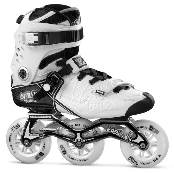NRK CARBON VERSO BLACK/WHITE