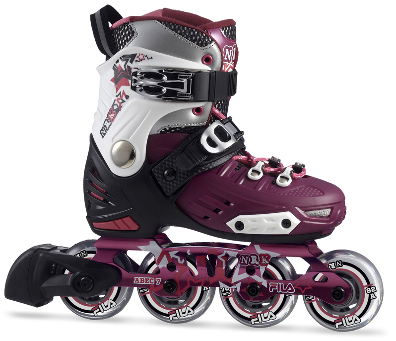 NRK G JUNIOR BLACK/MAGENTA